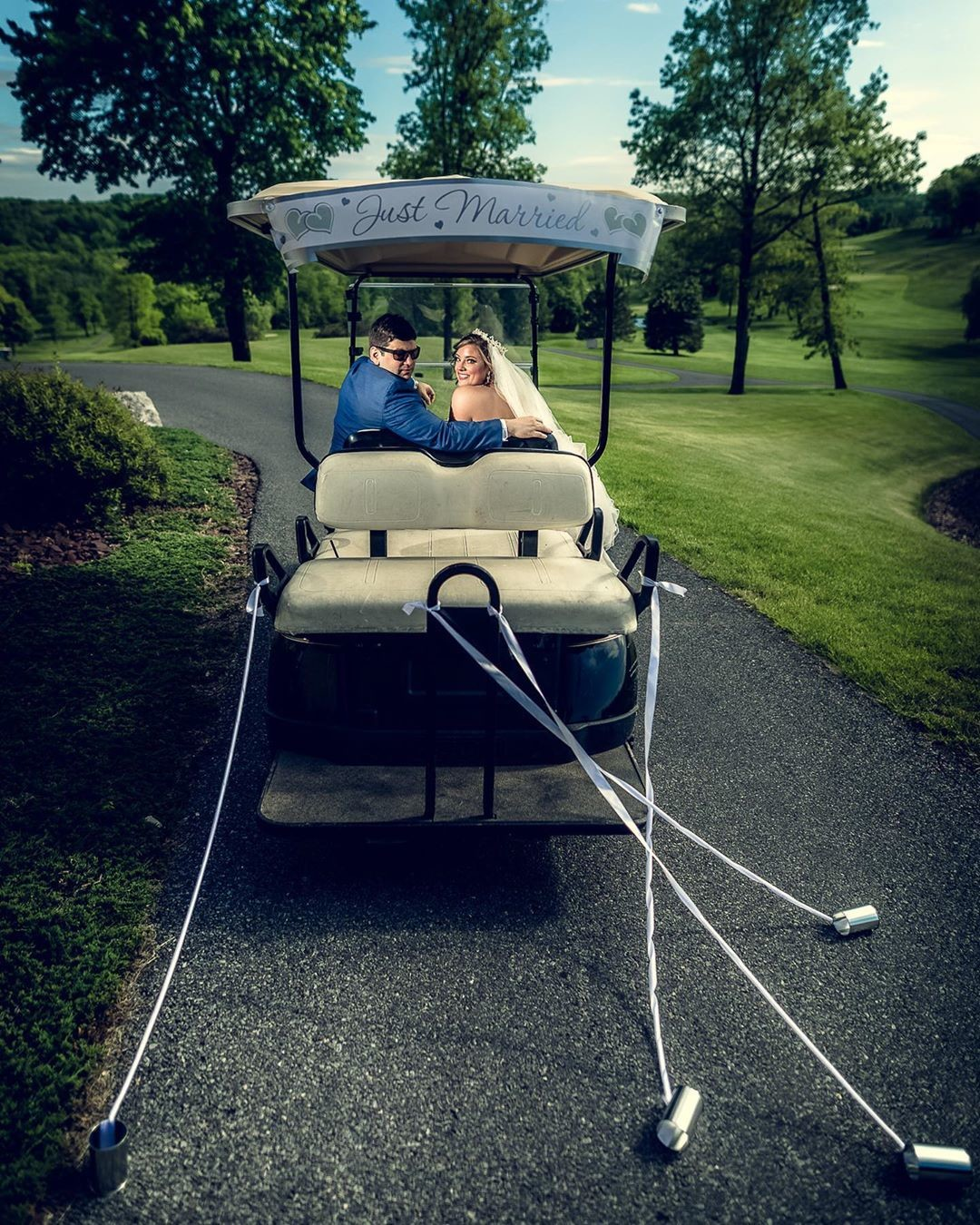 Congrats to Amy & Brenton on such a beautiful fun and exciting wedding at Woodstone Country Club!!