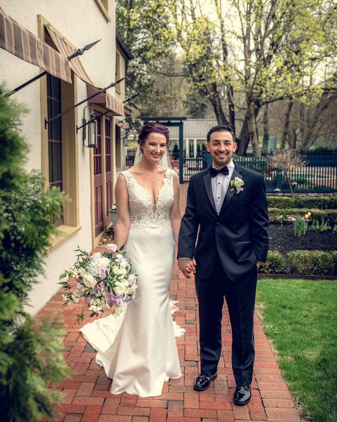 Congrats to Amanda & Anthony on such a beautiful, chic, fun and exciting wedding at Hotel Du Village in New Hope PA!!