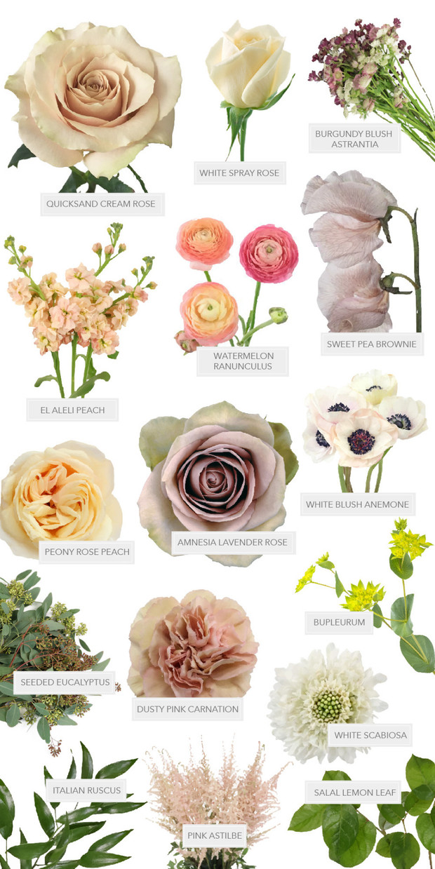 DIY flowers from Fifty Flowers