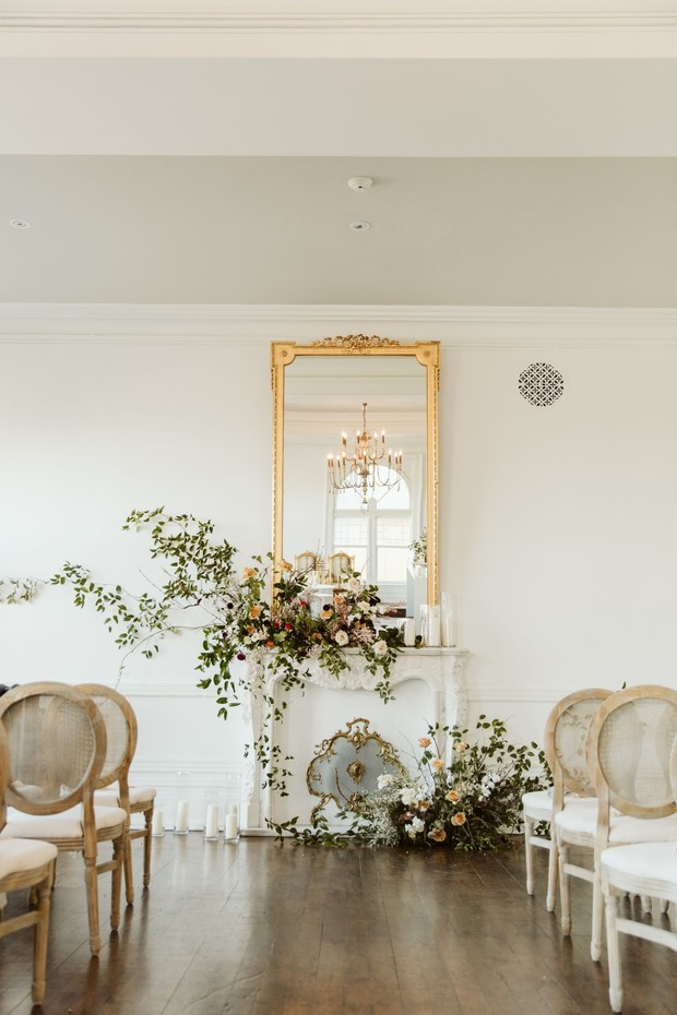 How To Mix An Elegant Organic Wedding With your Minimalist Style