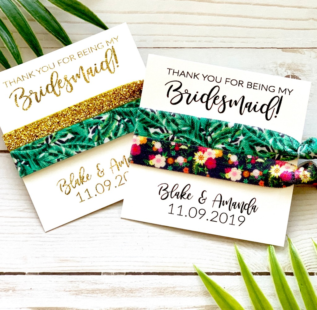 Say 'thank you' in the most adorable way possible with our special wedding favors!
