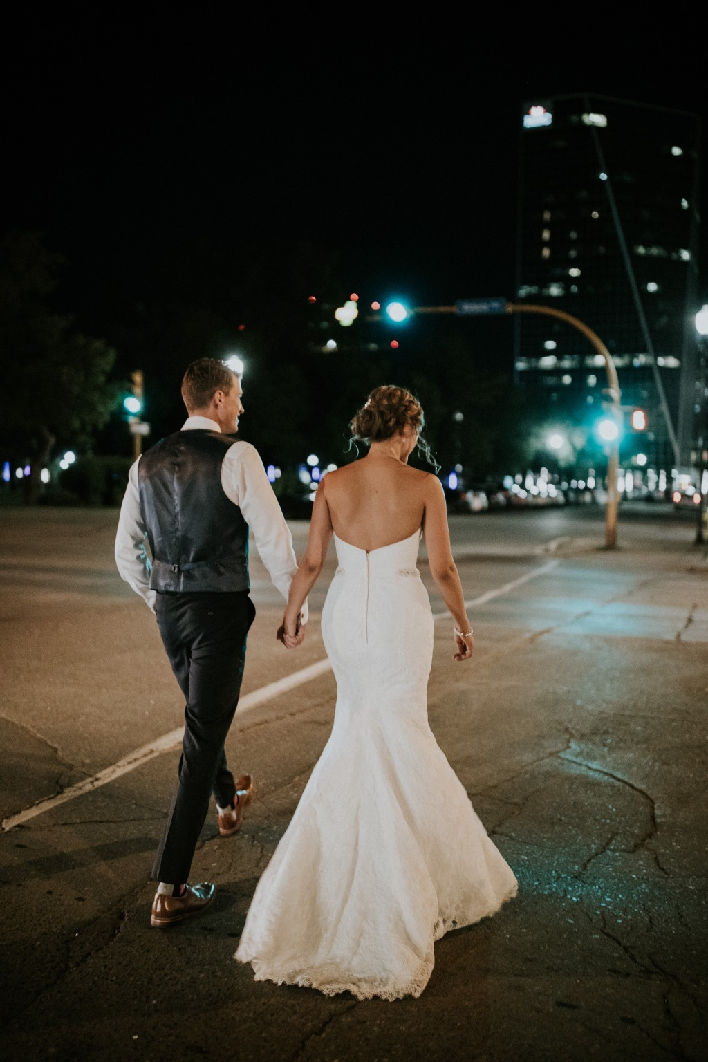 TORI + JARED'S SASKATCHEWAN WEDDING
