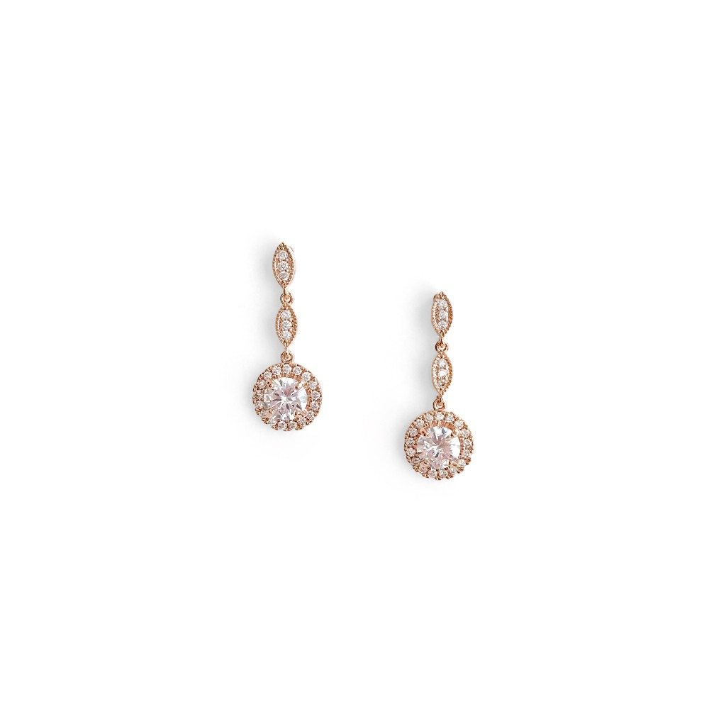 Looking for accessories for your bridesmaid? Wink of Pink Shop offers a wide variety of earrings, bracelets and necklaces that will