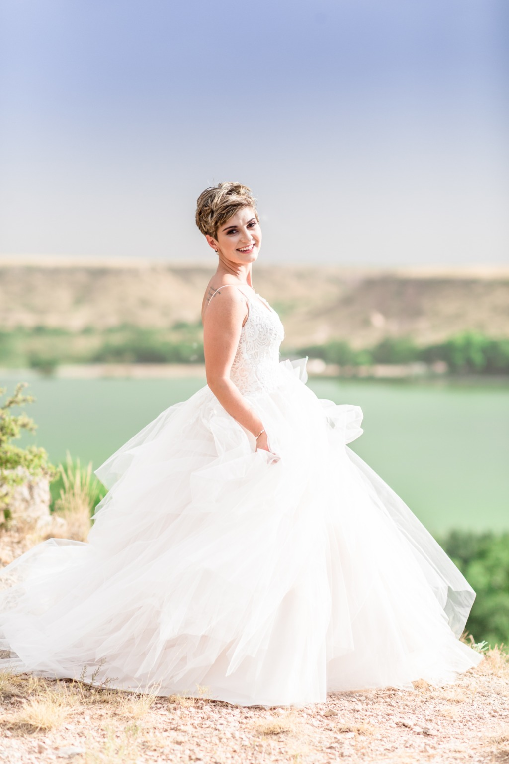 Check out my latest bridal session: