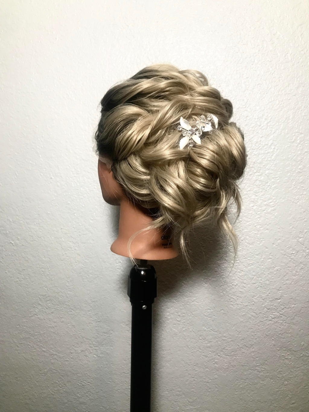 Trends for the 2020 wedding season are showing soft, whimsical textured. When bringing an inspiration photo to a hair trial, make