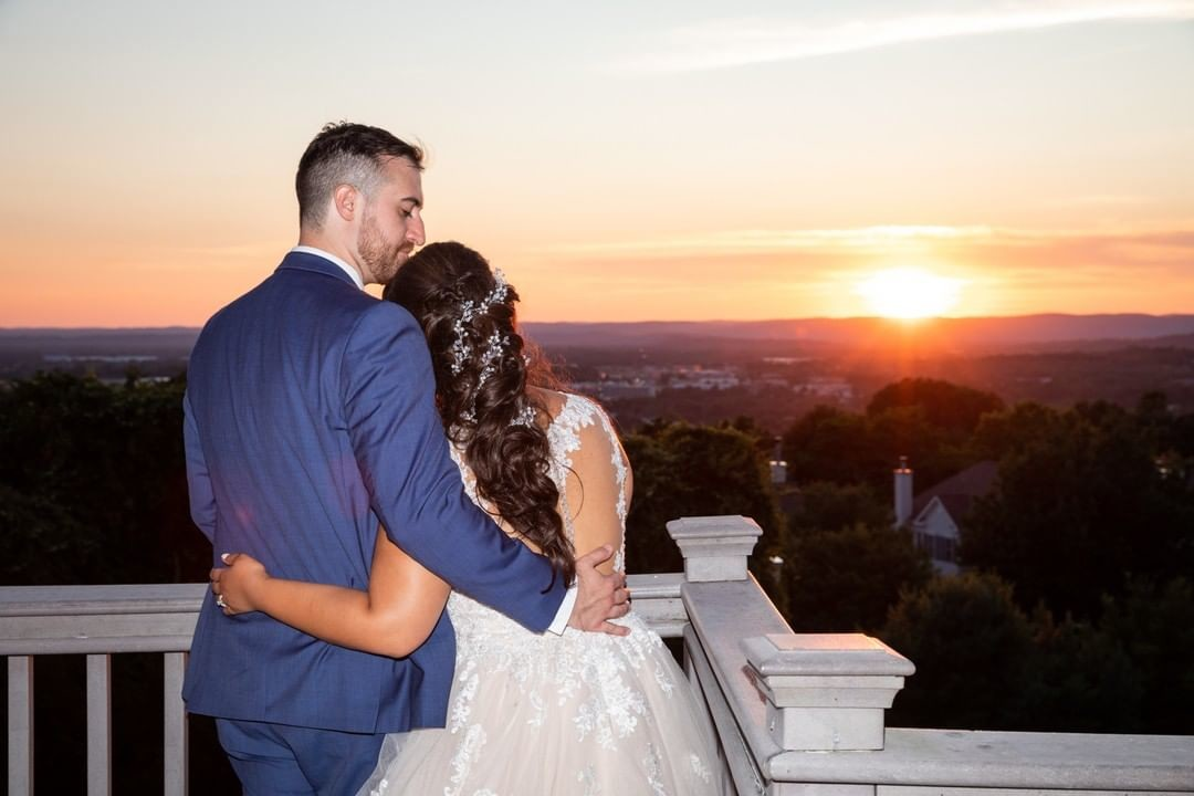 A romantic sunset with the love of your life is the perfect way to wrap up the most magical wedding day. What's more is having your