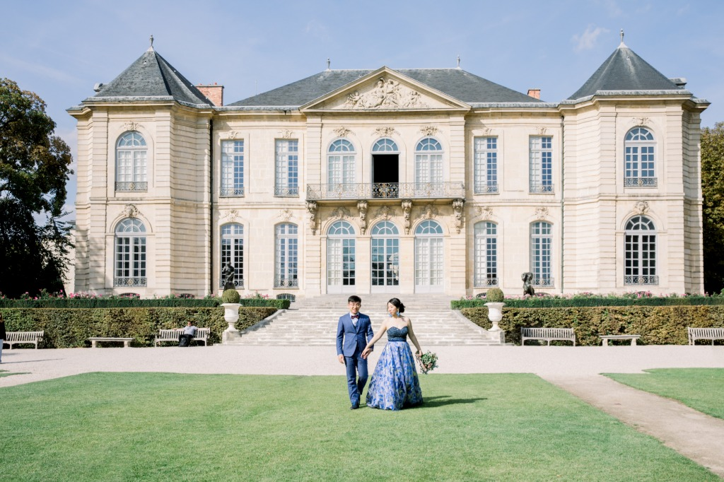 Weddings & elopements in Paris