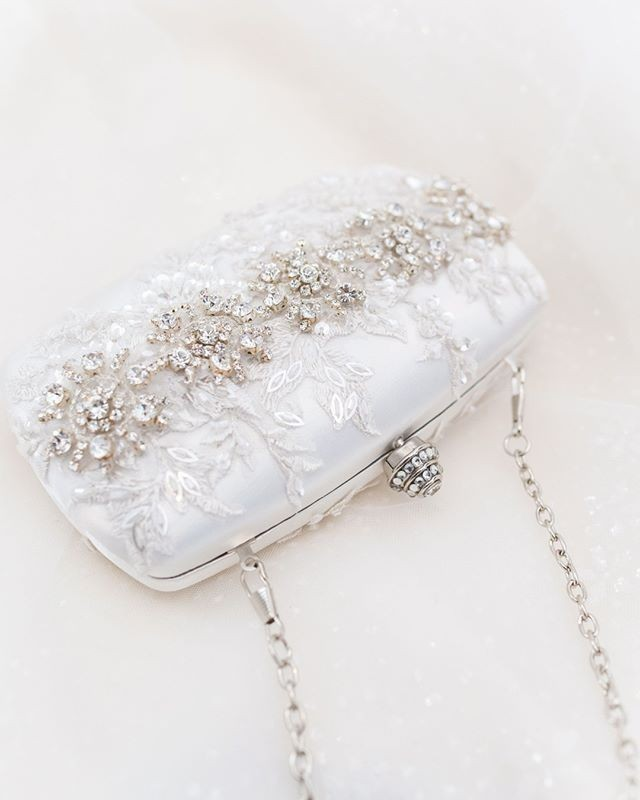 Perfect for the bride who wants to sparkle on her wedding day!
