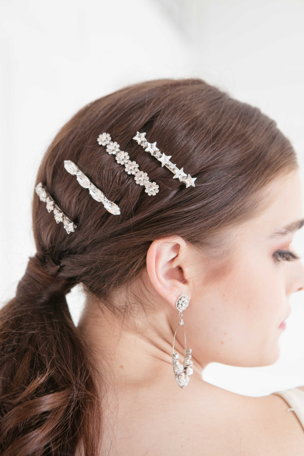 Check out our cute hair accessories from Laura Jayne.