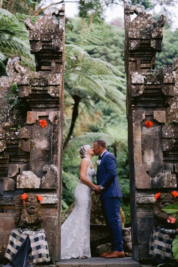 A Romantic Wedding In The Heart Of Bali