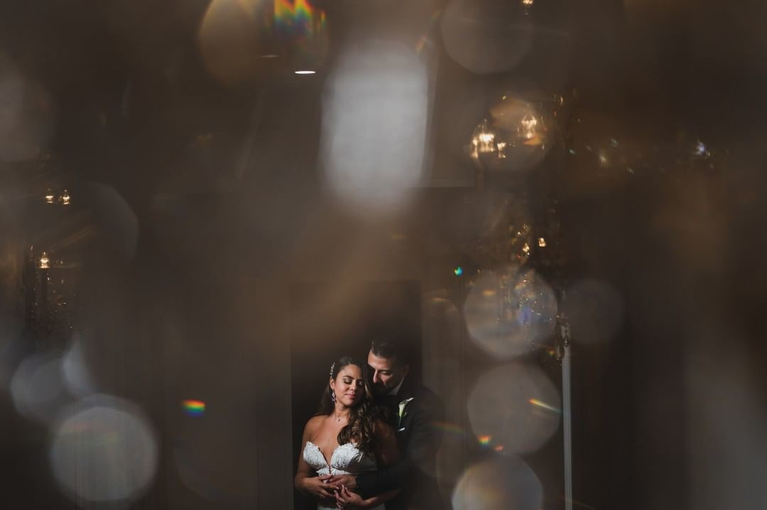 Congrats, Liana & Omar! Here's a sneak peek from your wedding day!