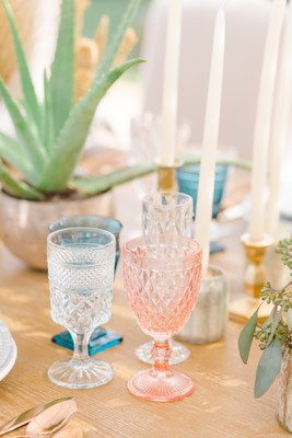 Luxe Boho Destination Wedding Inspiration in Mexico