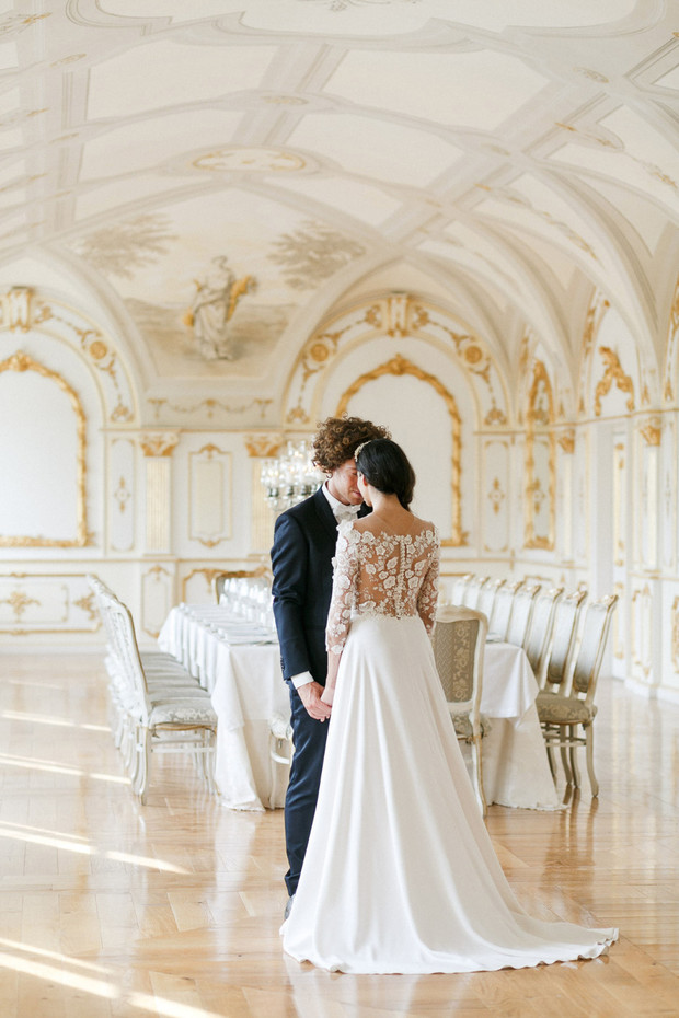 opulent wedding inspiration