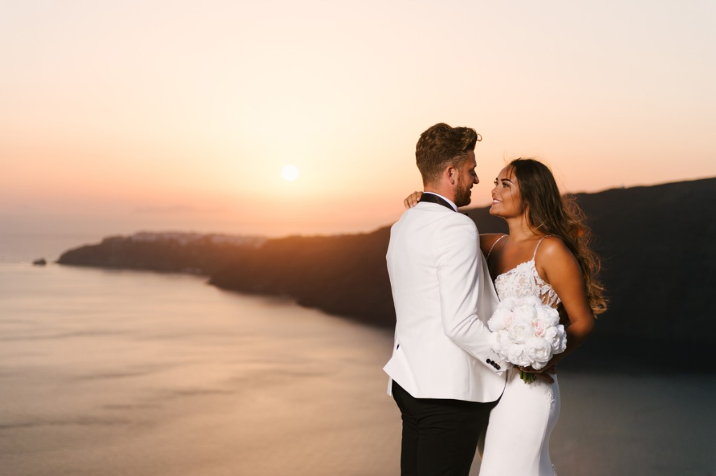 Mr&Mrs, Sunset Photoshooting!