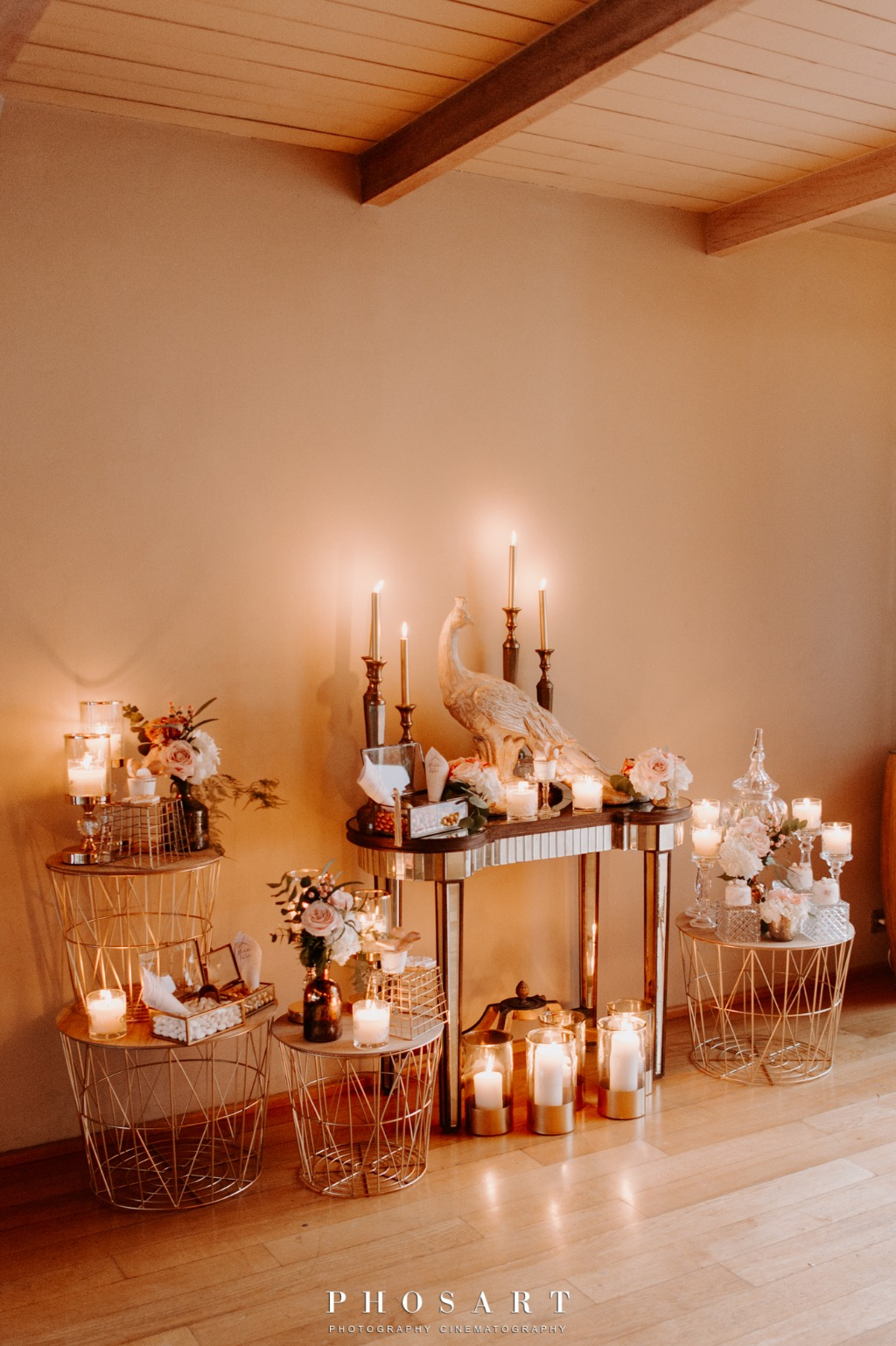 Reception Inspiration, Decoration!