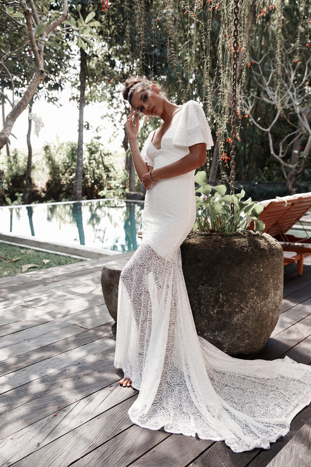 Wild Hearts Bridal Collections From Karen Willis Holmes
