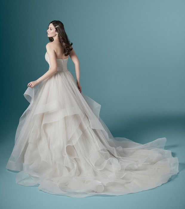 Yasmin gown by Maggie Sottero