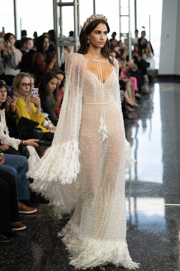 Berta Fall & Winter 2020 Bridal Collection