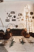 Industrial Rustic Wedding Ideas