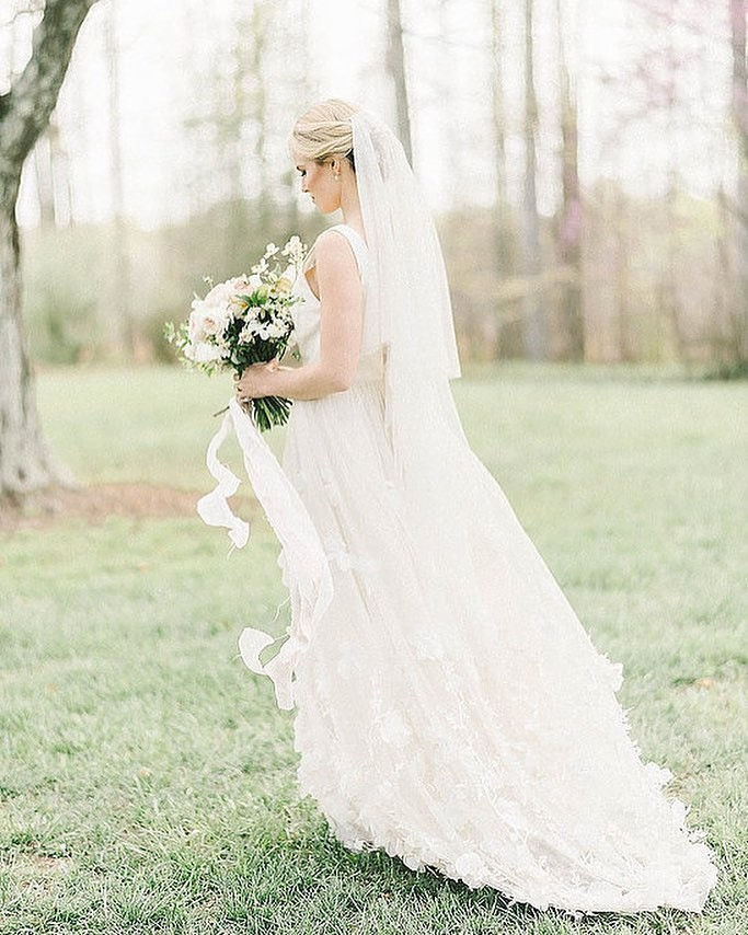 Loving the details of this gown! Styled shoot with
