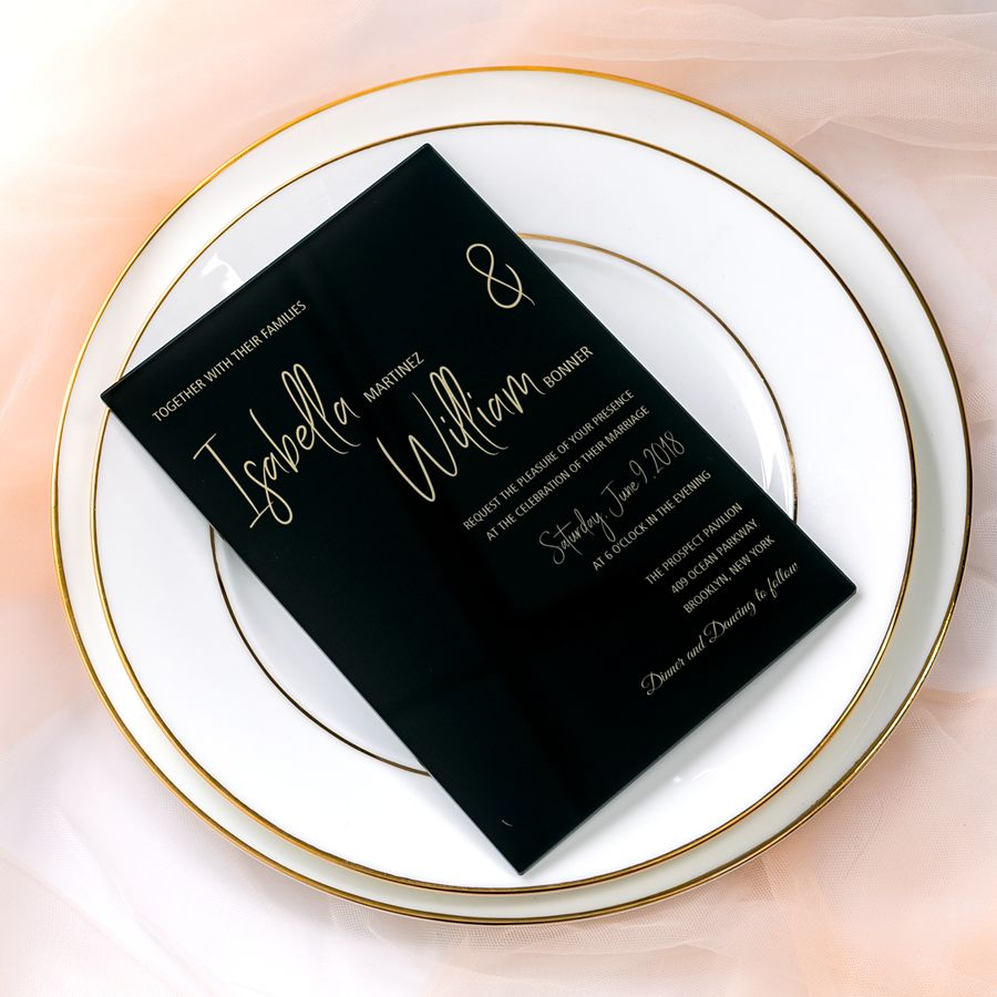 When it comes to planning all things wedding, starting your design off right with the perfect invitations can be just as important