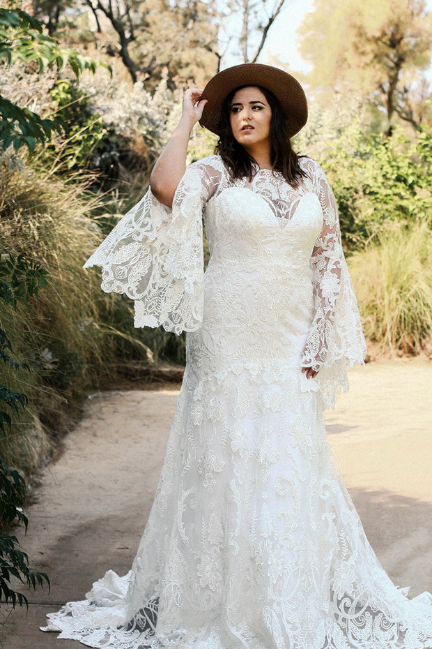 The Curvy Babe Bridal Collection From Studio Levana