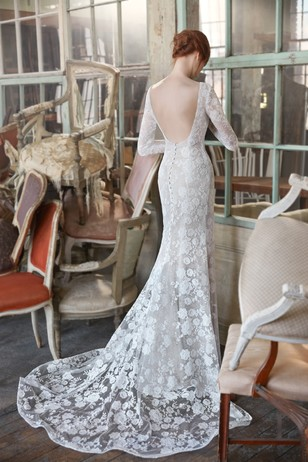 Sophine gown by Sareh Nouri