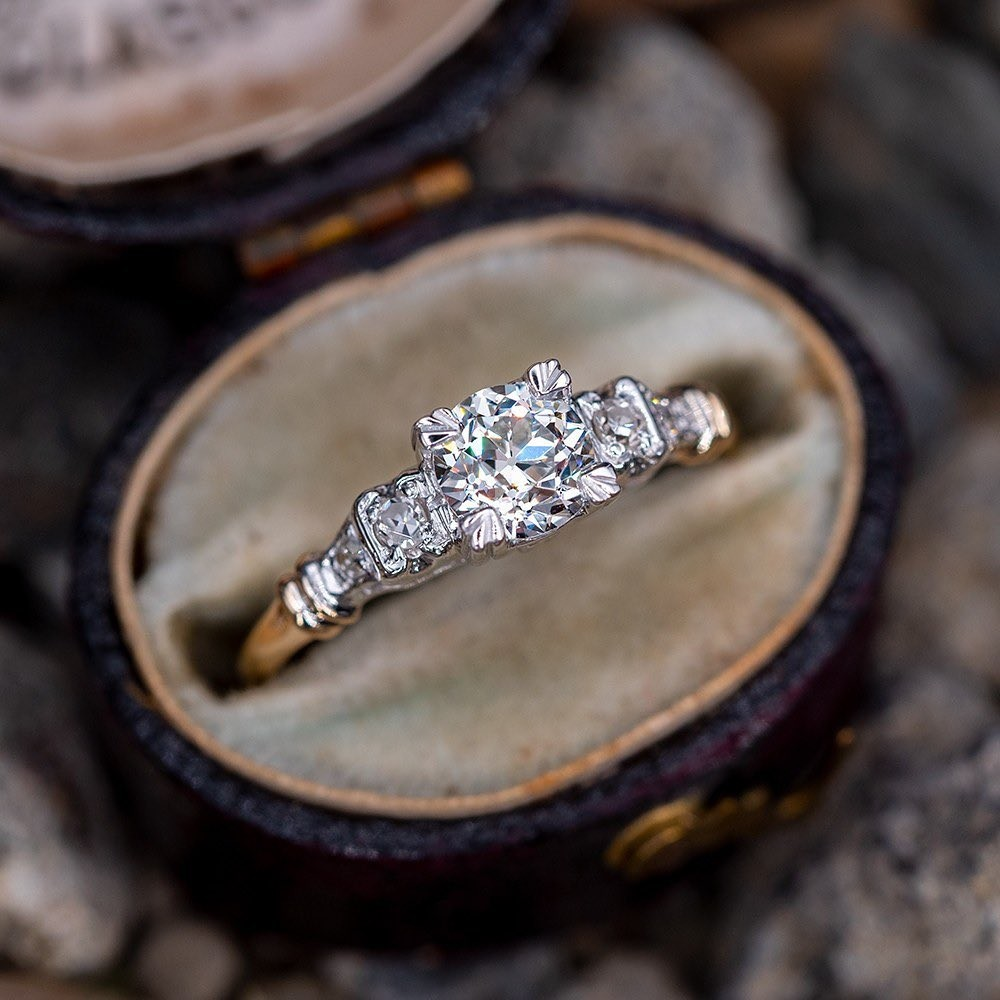 Vintage Engagement Ring ♥️
