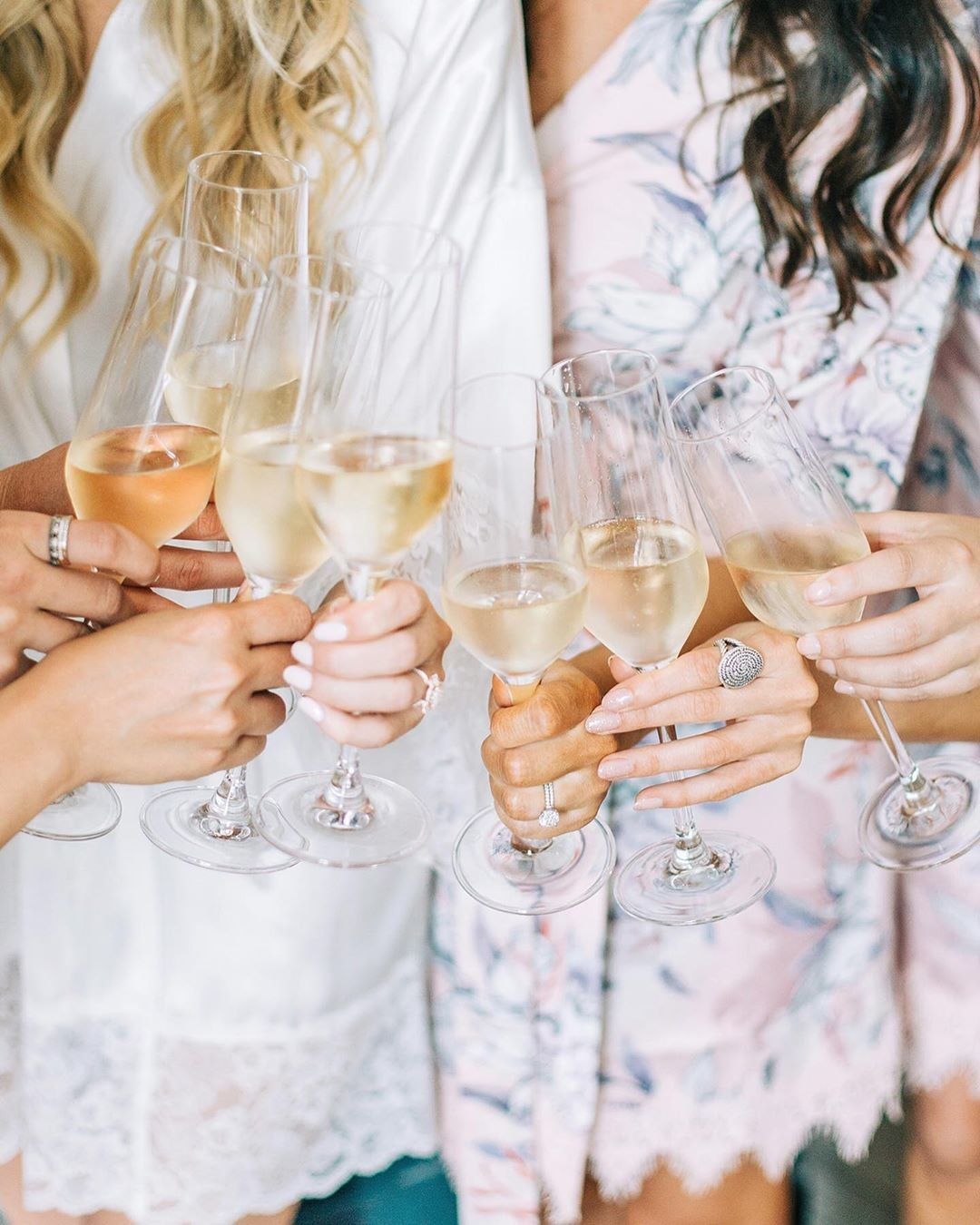 Cheers to a wedding weekend.