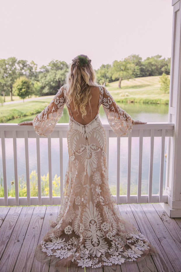 Take Your Wedding to the Next Level at Mint Springs Farm