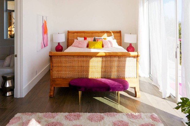 Dreamhouse guest bedroom