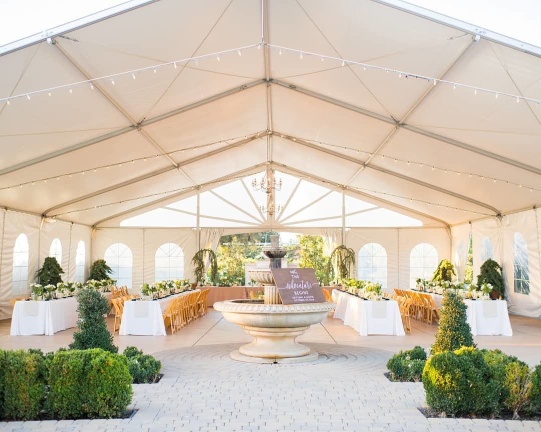 I just booked a 2020 wedding at this beautiful venue. I love the romance and elegance that