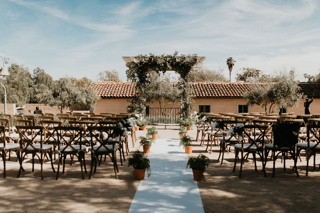 Caitlin and Boyan brought some unique touches to their wedding at the lovely and incredibly versatile downtown Santa Barbara Historical