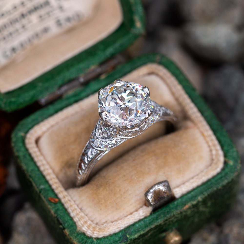What is your personal favorite time period for jewelry?