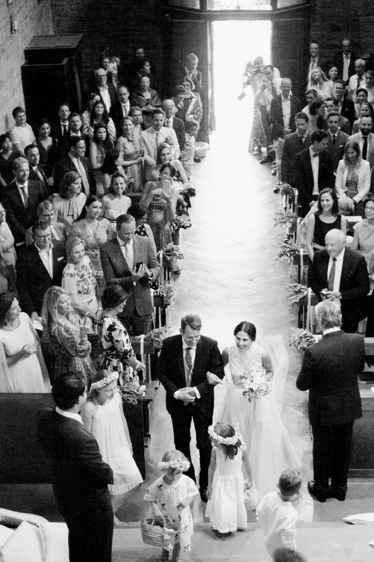 This Classic Italian Wedding Is Picture Perfect