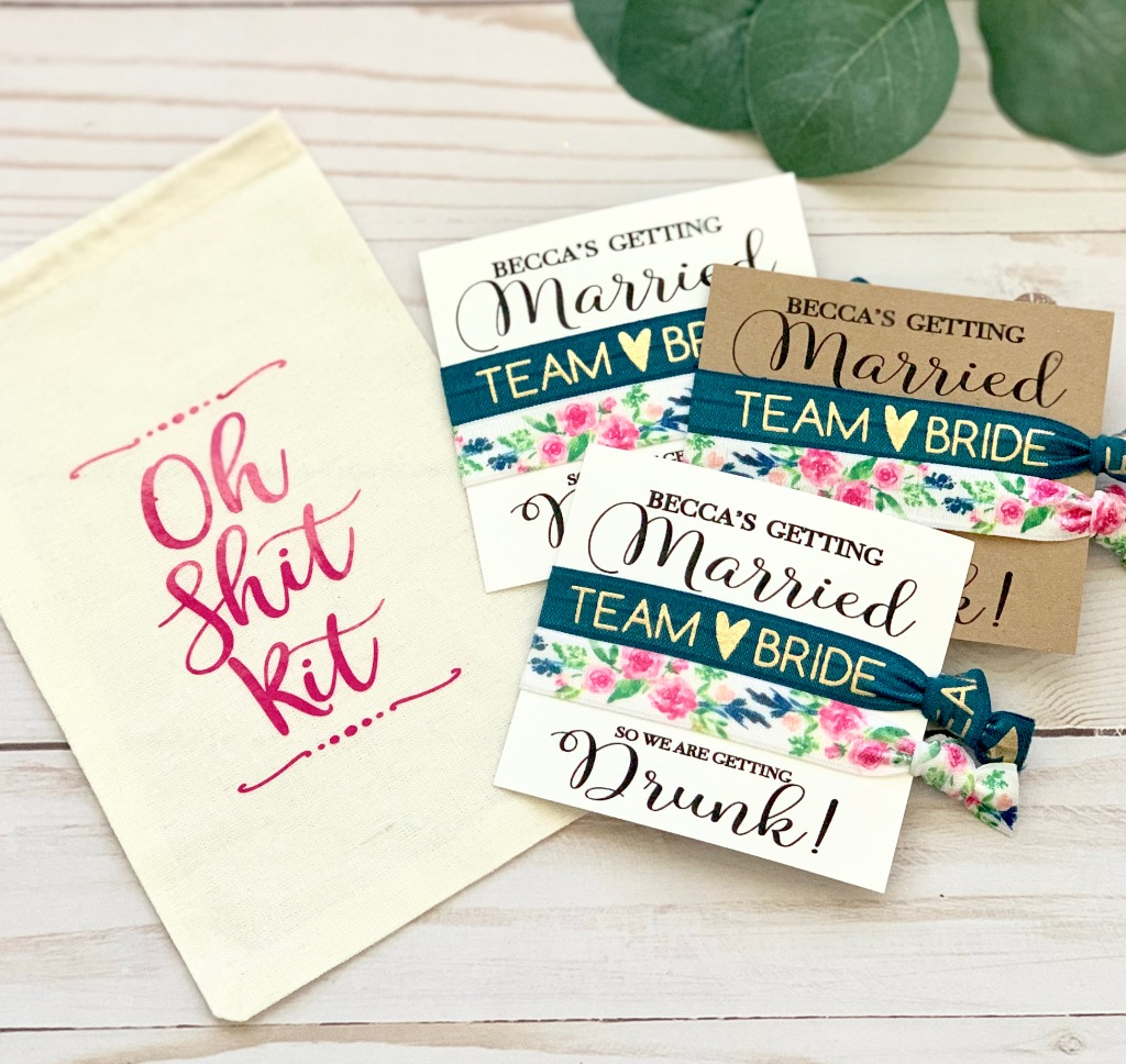 Our wedding favors are the perfect way to celebrate your BEST DAY EVER! We offer tons of favors ranging from bridesmaid proposals to