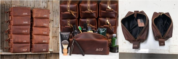 Groovy Groomsmen Gifts Travel Bag
