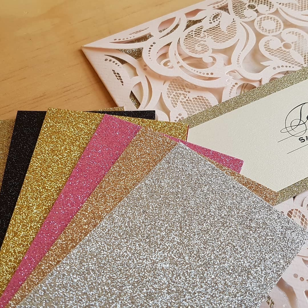 more glitter and foil papers back in stock! made by us or diy with a4 card. looks a m a z i n g 😍 # glitterpaper