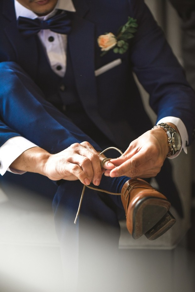 Dress the Part: The Groom's Guide 2019