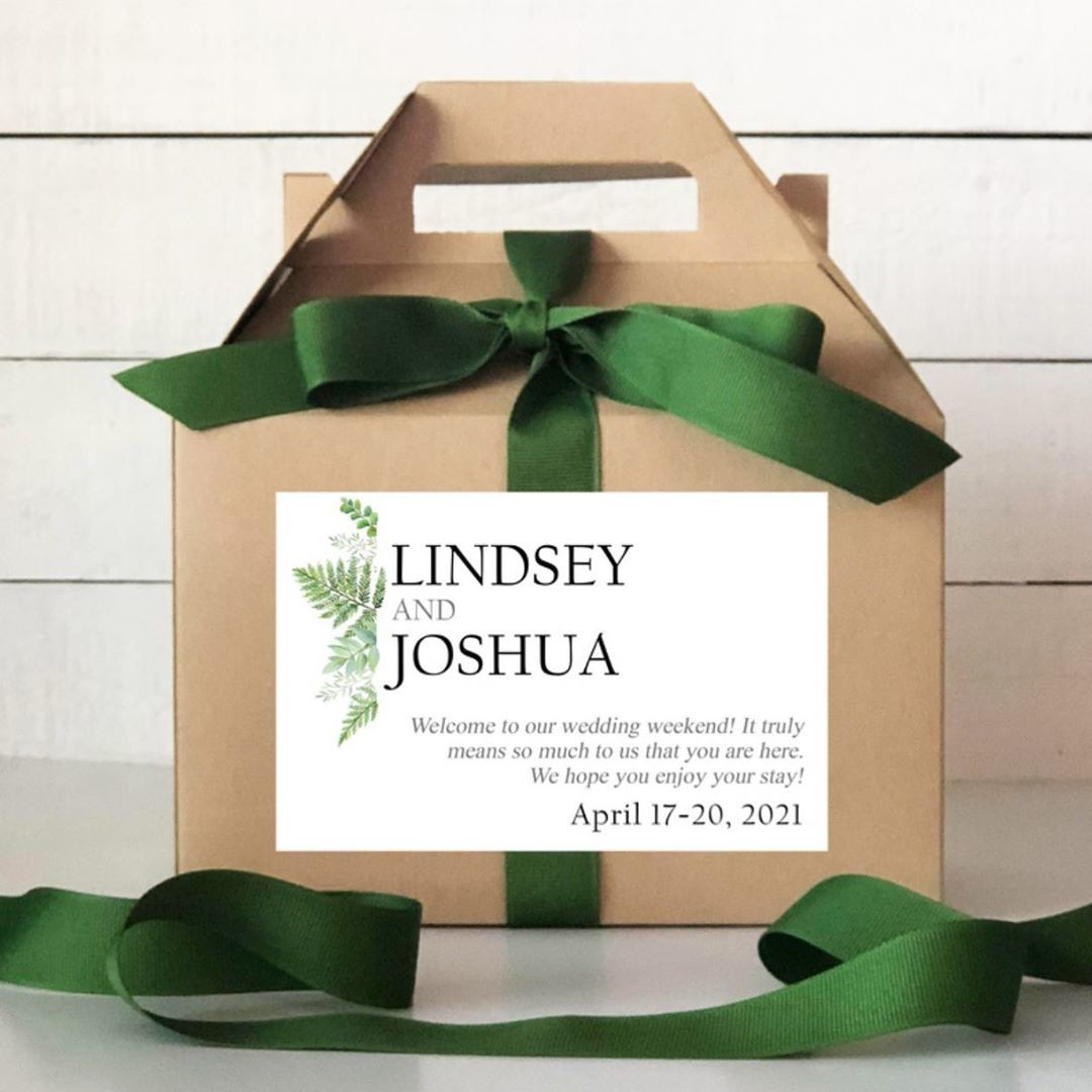 A warm welcome for your guests! #weddingwelcomegifts
