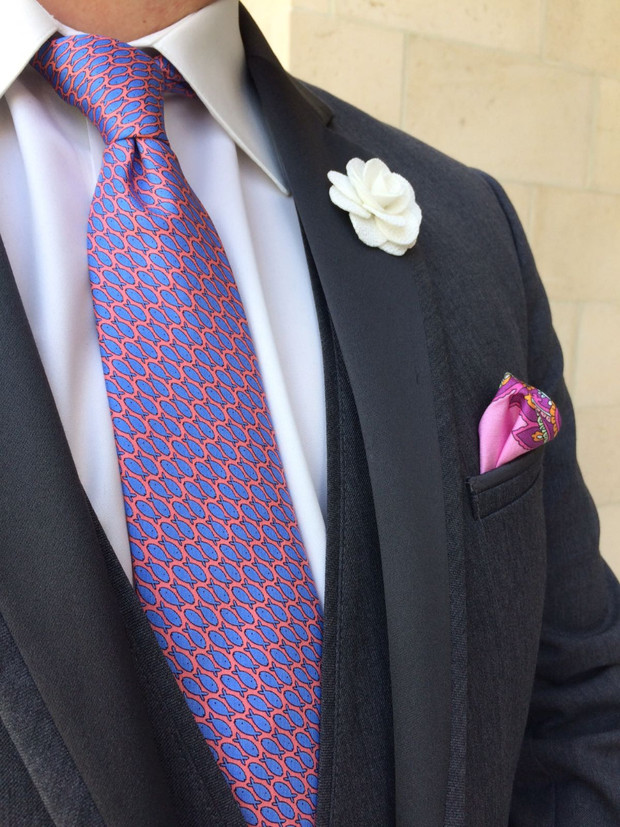 The Dark Knot is Redefining Style For The Groom and His Men