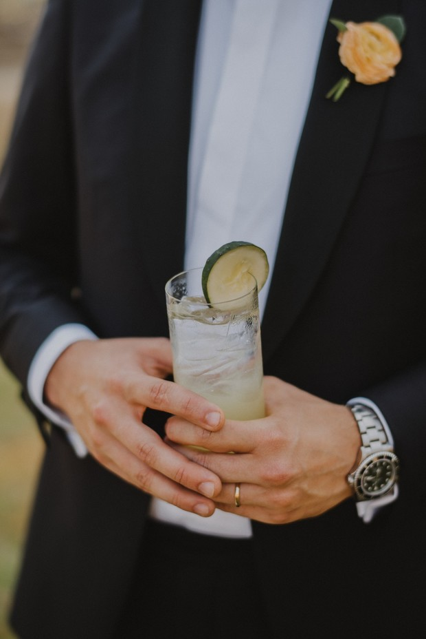 wedding cocktail idea