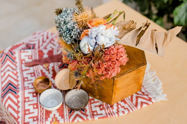Earthy and Modern Wedding Inspiration in South Africa
