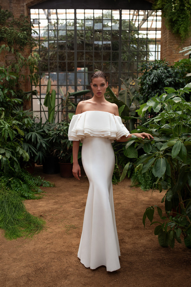 Zac Posen For White One Unveils His 2020 Bridal Collection