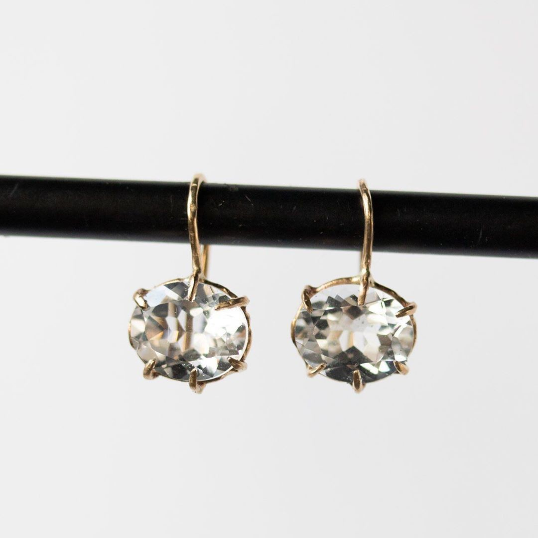 Some sparkle and shine. Check out the new earrings just added to the website. Shop online or local