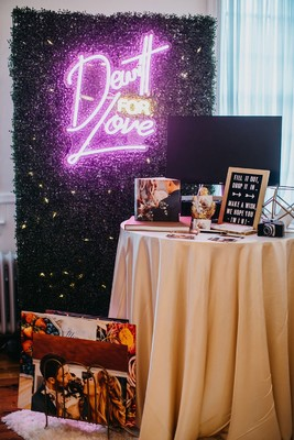 Creativity Reigns Supreme At This Orlando Wedding