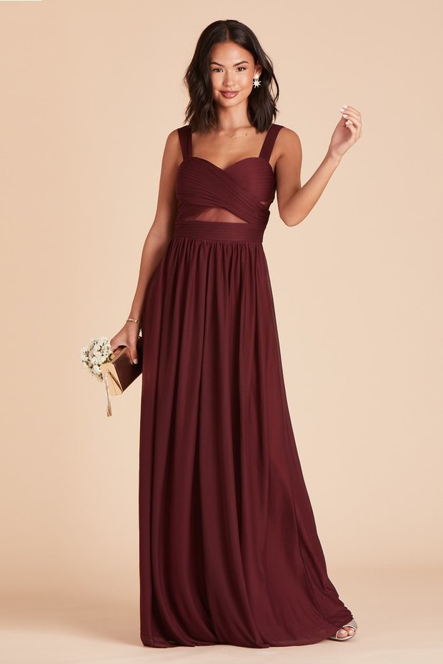 Birdy Grey Cabernet dress