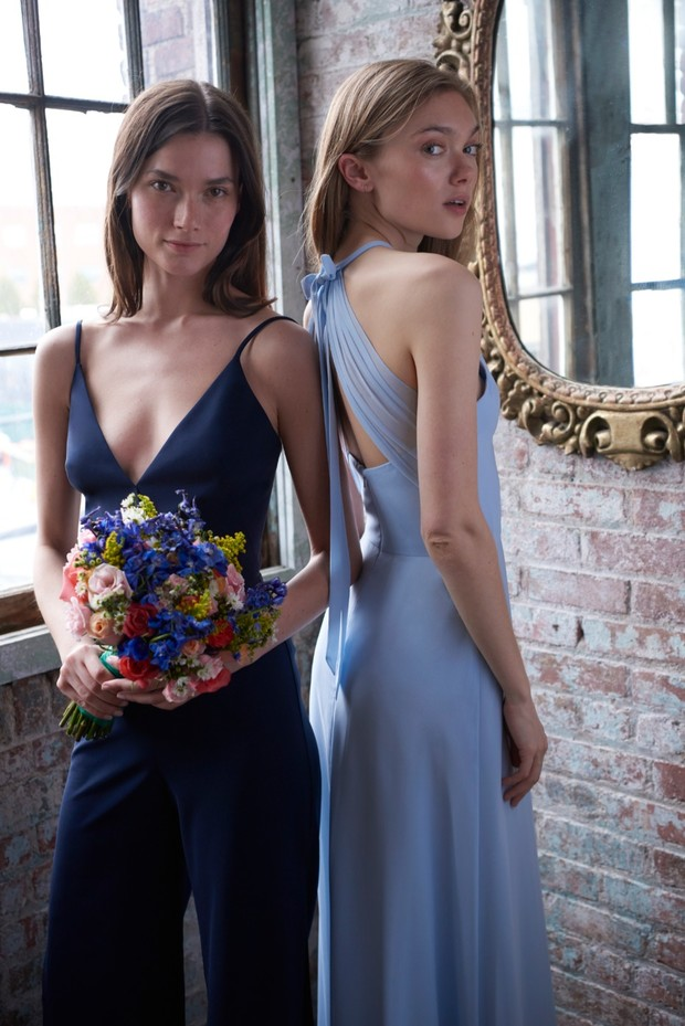 Baby It's Cold Outside, But These Bridesmaids Looks Are Hot