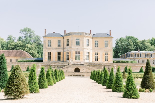 Chateau de Villette wedding venue