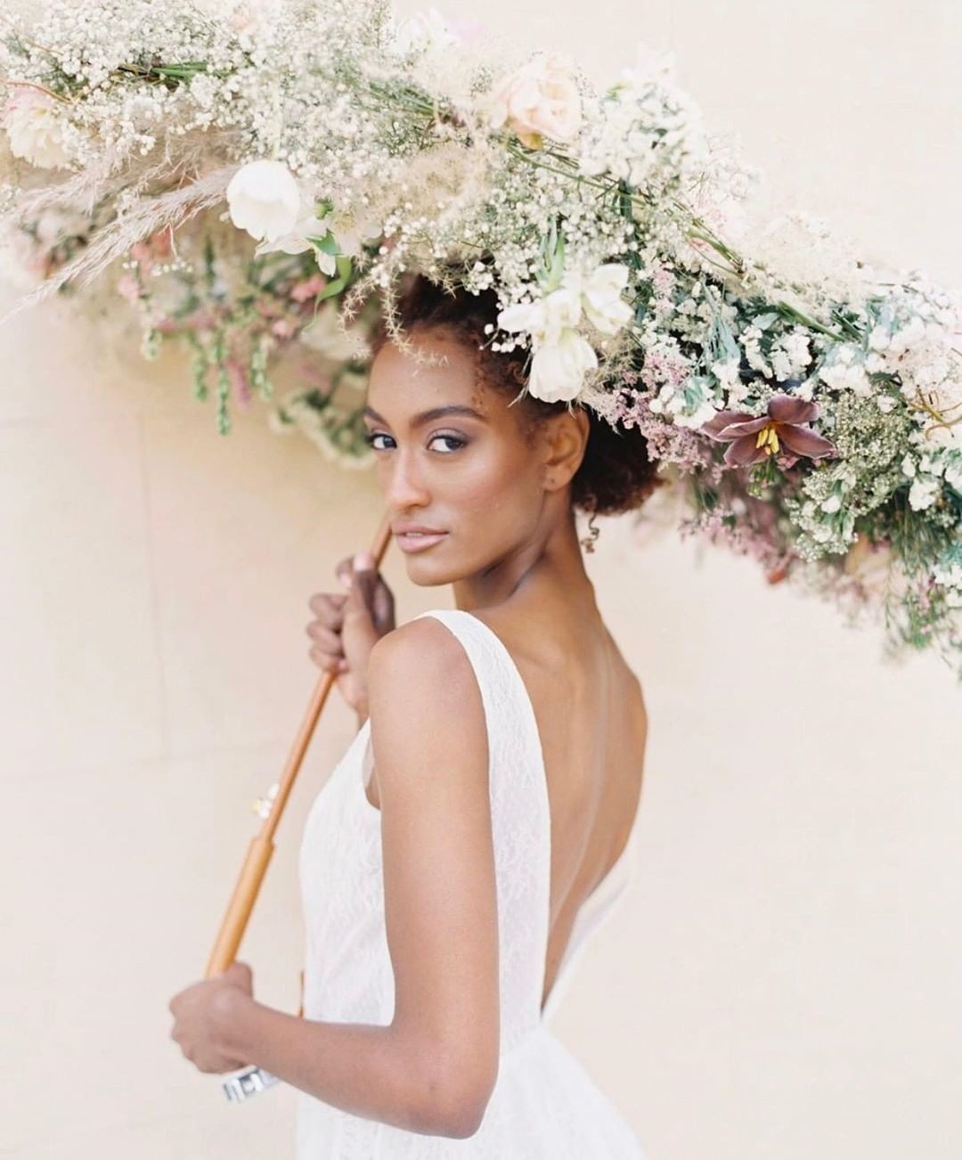 a MAJOR garden party mood | completely obsessed with this floral creation from The Film Theory Workshop 💘✨